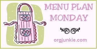 Meal Plan Monday :: October 18