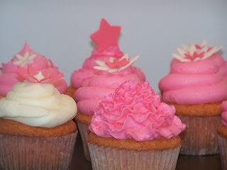 Have you ever had a day like this?  Pink Cupcake Disaster