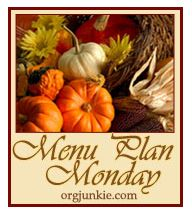 Meal Plan Monday :: November 22
