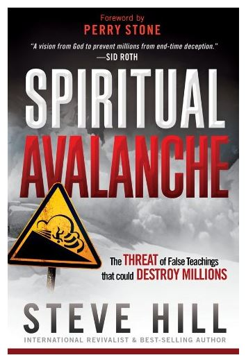 What I'm Reading… Spiritual Avalanche, Saved Without a Doubt, and Unwritten
