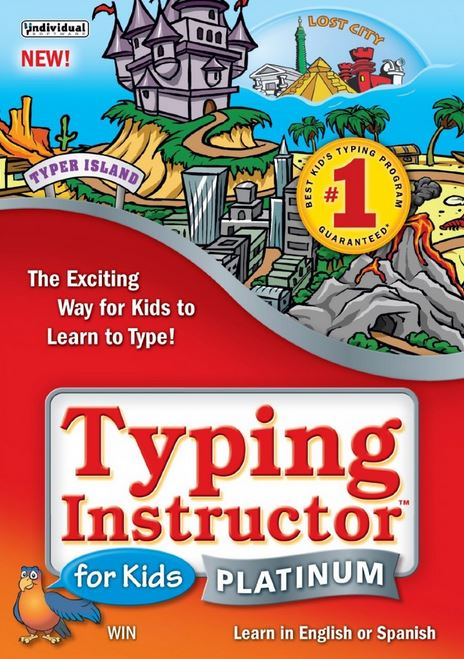 FREE Typing Instructor for Kids Download {$13.99 value}