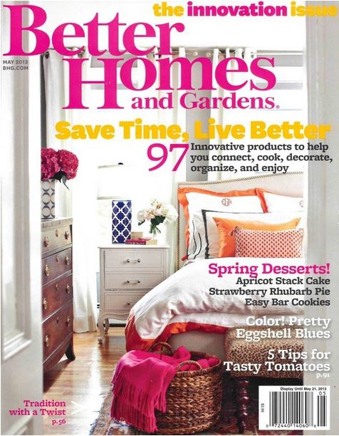 (All Gone!) Free One Year Subscription to Better Homes & Gardens Magazine
