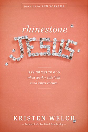 Rhinestone Jesus Book Review and Giveaway