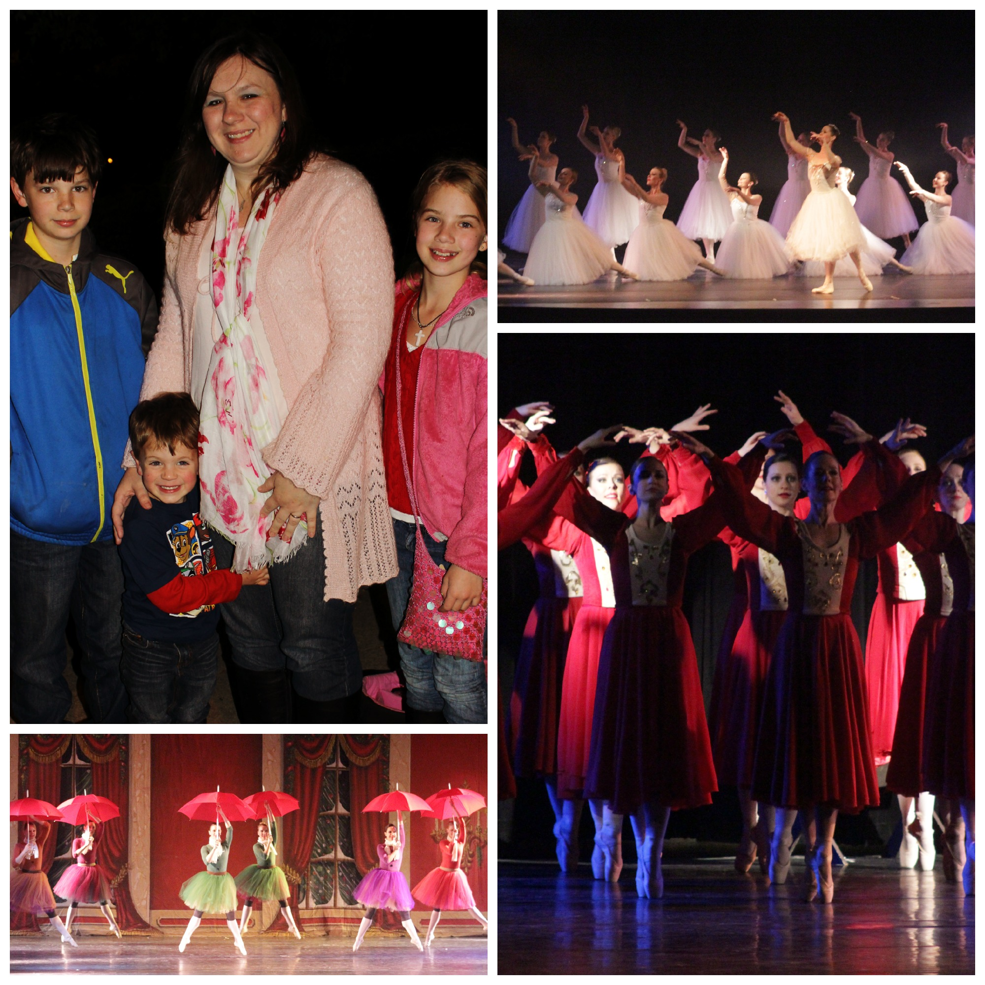 Christmas Traditions and a Christmas Ballet