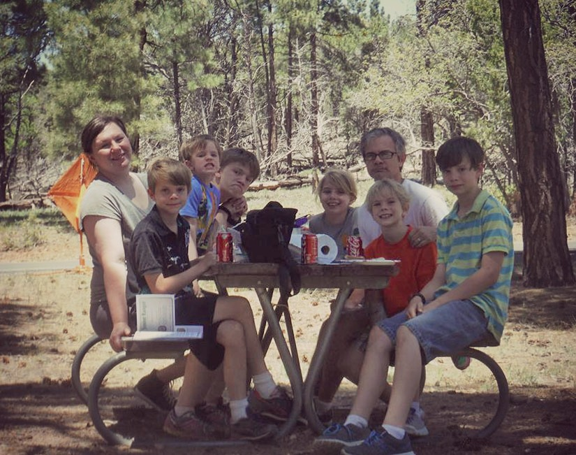 Road Trip 2015: Day 5 {Grand Canyon}