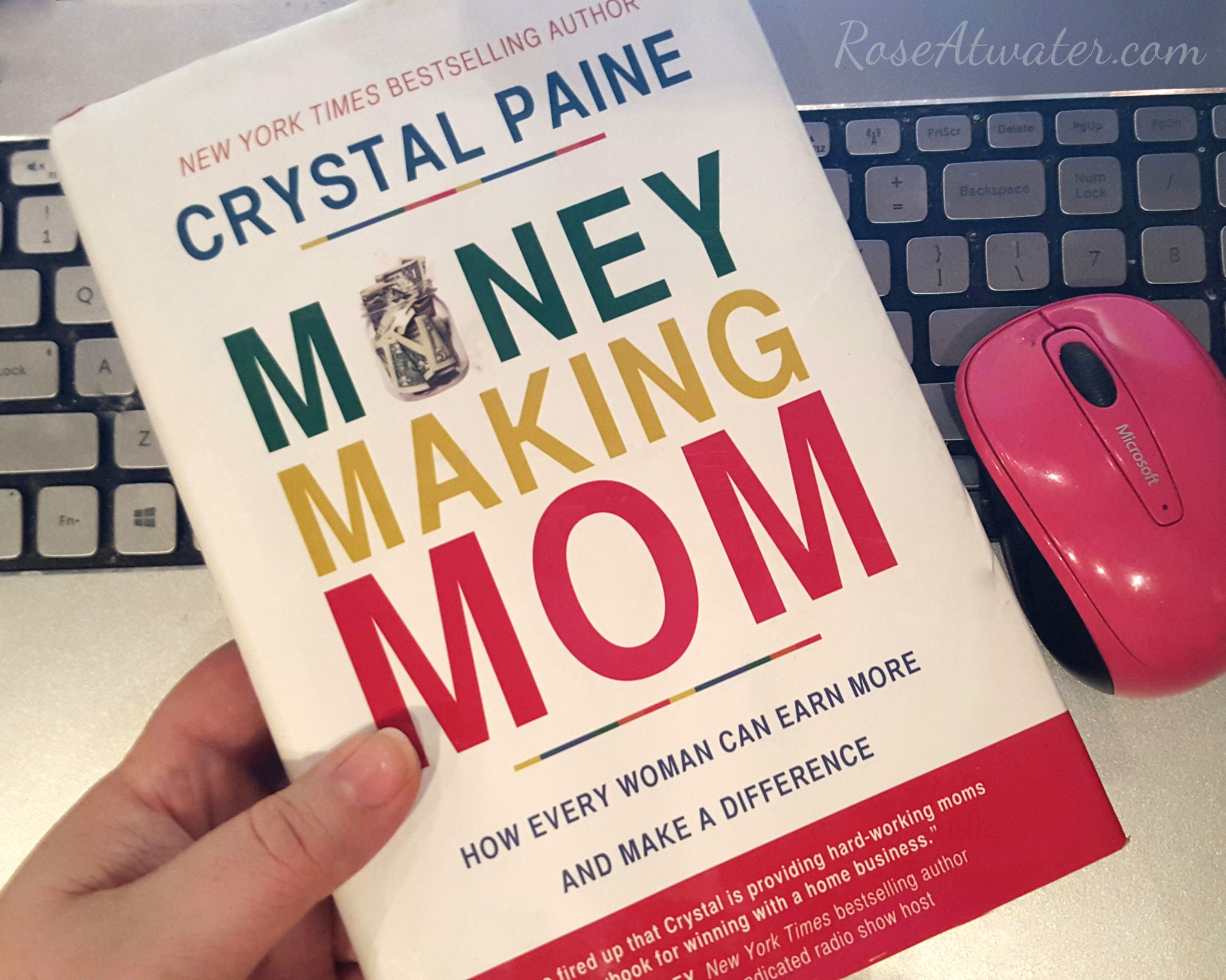 Money Making Mom – Only $2.99 on Kindle!