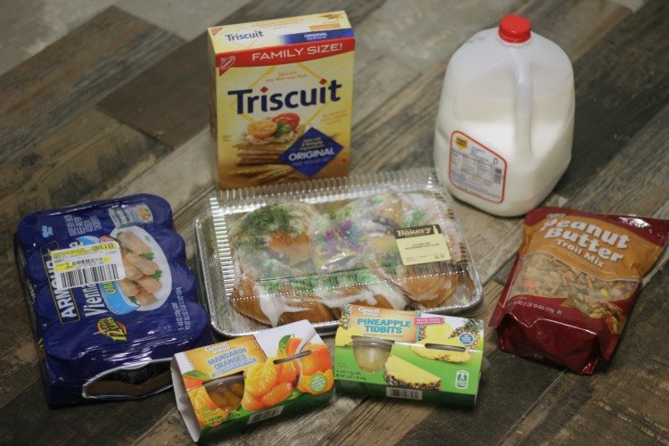 Grocery No-Spend Challenge February 2016 : Days 3-5