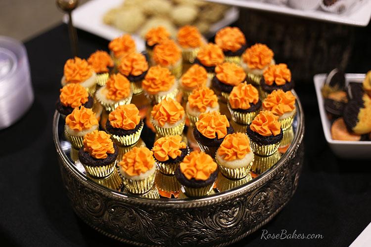 Fall Dessert Table Rose Bakes