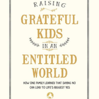Raising Grateful Kids in an Entitled World for only $3.99 (Day 4 of Write 31 Days)