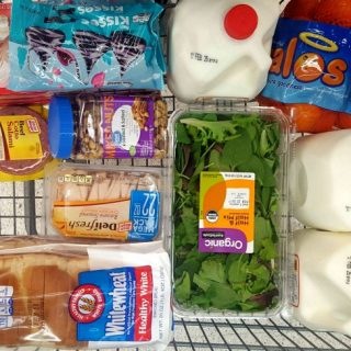No-Spend Grocery Challenge {Days 8-10} | February 2017