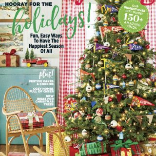 FREE one-year subscription to Country Living Magazine