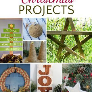 20+ Rustic Christmas Projects