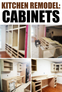 Kitchen Remodel : Cabinets (Part 1)